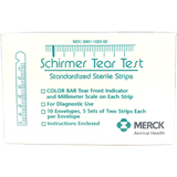 Schirmer Tear Test