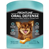 Frontline Oral Defense Daily Dental Chews