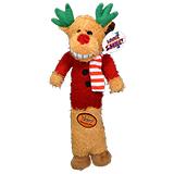 Multipet Loofa Holiday Dog Toys Reindeer 12  LOOFA REINDEER 12