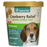 NaturVet Cranberry Relief Plus Echinacea