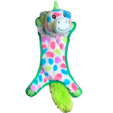 Multipet Ball-Head Unicorn Dog Toy