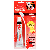 Enzymatic Toothpaste Beef Flavored 2.5oz Tube With Toothbrush