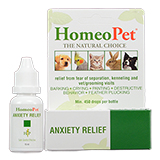 HomeoPet Anxiety Relief 15ml Btl