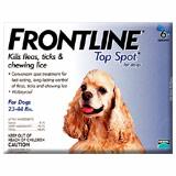 Frontline 12pk Medium 23-44 Lbs