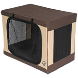 Soft Dog Crate 21""