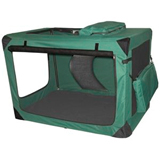 Deluxe Portable Soft Dog Crate