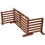Wooden Pet Gate and Crate