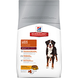 Science Diet Large Breed Adult Dog Food Original - 17.5 lb bag