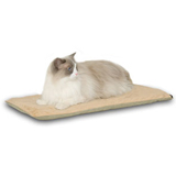 Heated Cat Pad (Click for Larger Image)