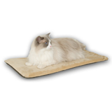 Heated Cat Pad Mocha