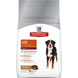 Science Diet Large Breed Adult Dog Food Lamb & Rice - 33 lb bag