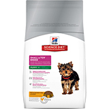 Science Diet Small & Toy Breed Puppy 15.5 lb bag