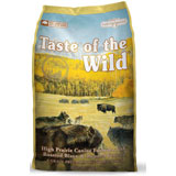Taste Of The Wild High Prairie Canine Formula Dry Dog Food