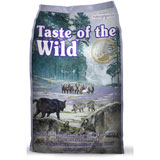 Taste Of The Wild Sierra Mountain Canine Formula Dry Dog Food