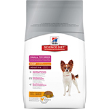 HILL'S SCIENCE DIET SMALL & TOY BREED ADULT LIGHT DOG FOOD