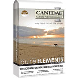 Canidae Grain Free Pure Elements W/Lamb Dry Dog Food 24lb