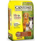 Canidae Chicken Meal and Rice Dry Dog Food 30lb Bag