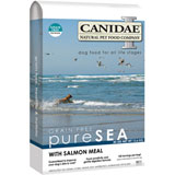 Canidae Grain Free Pure Sea Salmon Meal Dry Dog Food (Click for Larger Image)
