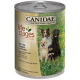 Canidae Chicken, Lamb and Fish Formula in Chicken Broth Dog Food for All Life Stages (Canned)