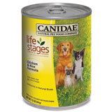 Canidae Chicken and Rice Formula in Chicken Broth Dog Food for All Life Stages (Canned)