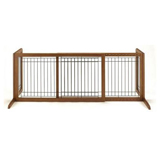 Freestanding Pet Gate Large