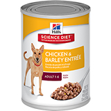 Hill's Science Diet Adult Entrée Canned Dog Food