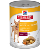Hill's Science Diet Adult Savory Stew Canned Dog Food