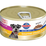 Science Diet Mature Small & Toy Gourmet Chicken 24 X 5.8 oz Cans