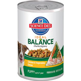 Hill's Science Diet Ideal Balance Canned Puppy Food