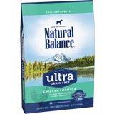 Natural Balance Original Ultra Whole Body Health Chicken, Chicken Meal, Duck Meal Dry Dog Formula