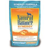 Natural Balance Synergy Premium Dry Dog Formula (Click for Larger Image)