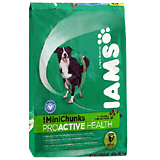 Iams ProActive Health MiniChunks Adult Dry Dog Food