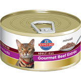 Hill's Science Diet Adult Entree Canned Cat Food