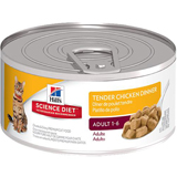 Hill's Science Diet Adult Canned Cat Food