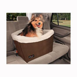 Solvit Jumbo On-Seat Pet Booster