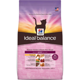 Hill's Science Diet Adult Ideal Balance Dry Cat Food