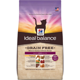 Hill's Science Diet Adult Ideal Balance Grain Free Dry Cat Food