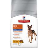 Hill's Science Diet Large Breed Mature Adult Dog Food