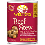 Wellness Beef Stew Dog 12/12.5oz Cans