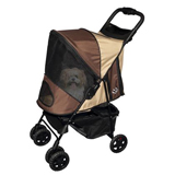 Happy Trails Pet Stroller - Sahara