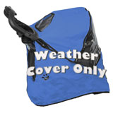 Happy Trails Pet Stroller Weather Cover