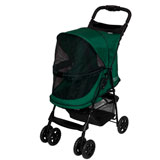 Pet Gear Happy Trails No Zip Pet Stroller