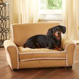 Compare Enchanted Home Pet Club Chair Pet Beds To Snoozer Luxury Pet