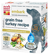 The Honest Kitchen Embark Grain Free Turkey Dehydrated Dog Food