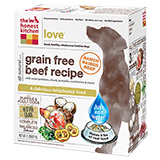 The Honest Kitchen Love Grain Free Beef Dehydrated Dog Food