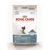 Royal Canin Indoor Intense Hairball Dry Cat Food (Click for Larger Image)