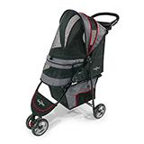 Gen7Pets Regal Plus Pet Stroller Gray Shadow REGAL PLUS PET STROLLERS GRAY SHADOW