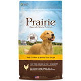 Nature's Variety Prairie Chicken Meal & Brown Rice Dry Dog Food