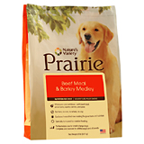 Nature's Variety Prairie Beef & Barley Dry Dog Food (Click for Larger Image)
