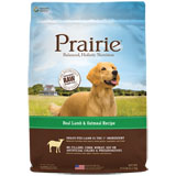 Nature's Variety Prairie Lamb & Oatmeal Dry Dog Food 27lb Bag